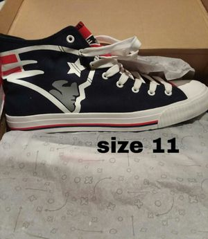 New England Patriots Converse for Sale in Hastings, NE