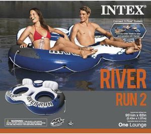 Intex River Run 2 Sports Lounge Cooler Included New for Sale in Orlando, FL