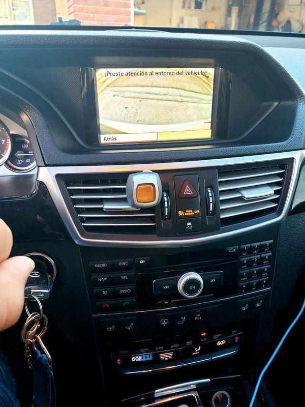 Mercedes benz E550