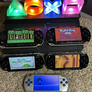 Sony PSP Modded 64GB Memory Stick 3450 games! for Sale in Edgewood, FL