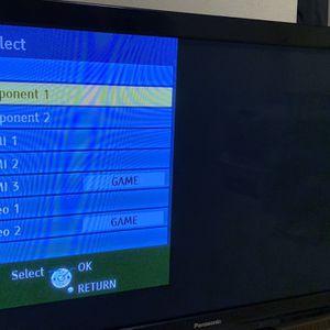 "50"" Plasma HDTV- Panasonic for Sale in Seattle, WA"