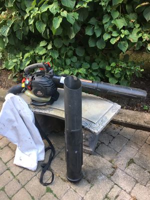 Craftsman gas powered leaf blower for Sale in Glenshaw, PA