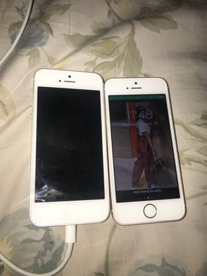 IPhone SE , IPhone 5 for Sale in Washington, DC