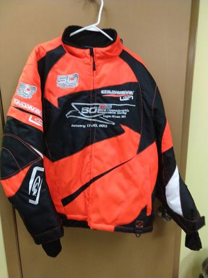 Coldwave 50th Anniversary Snowmobile Jacket XLG for Sale in Summit, IL