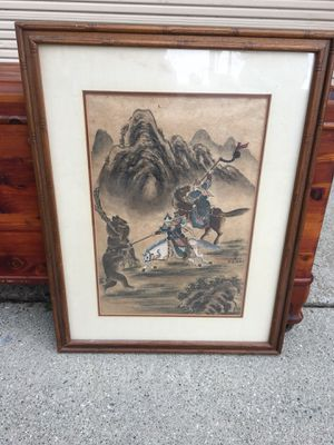 Chinese painting for Sale in Whittier, CA
