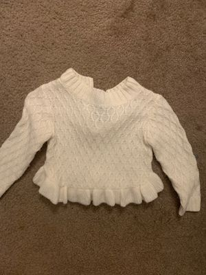 Janie and jack girl sweater for Sale in Ontario, CA