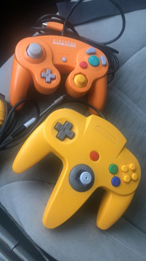 ONLY HAVE n64 CONTROLLER LEFT 🔥🔥🔥🔥!!! for Sale in Washington, DC
