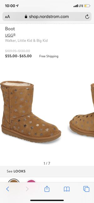 Uggs (toddlers) for Sale in San Jose, CA