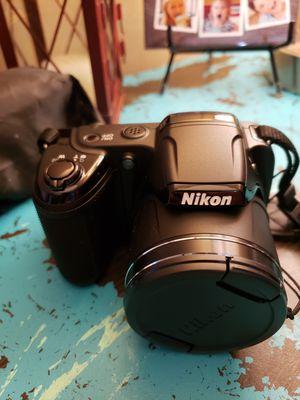 Nikon camera for Sale in Winnie, TX