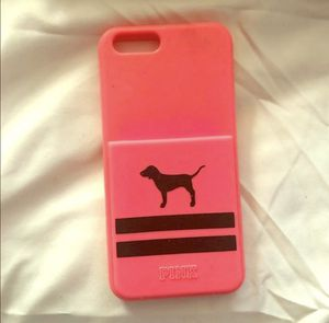 VS Pink iPhone 8 case for Sale in Portland, OR