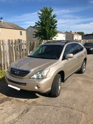 LEXUS RX 400H (2007) for Sale in Columbus, OH