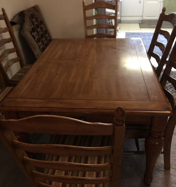dining table 6 chairs table extension /china