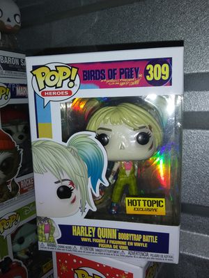 Funko pop Harley Quinn Boobytrap for Sale in Oklahoma City, OK