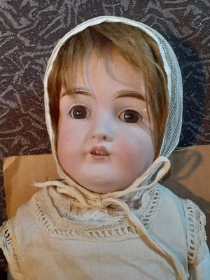 "Antique 24"" Kestner 9 154 bisque doll for Sale in Auburn, WA"