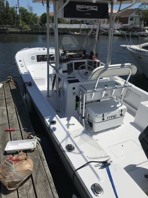 235 mako center console with trailer! for Sale in Queens, NY