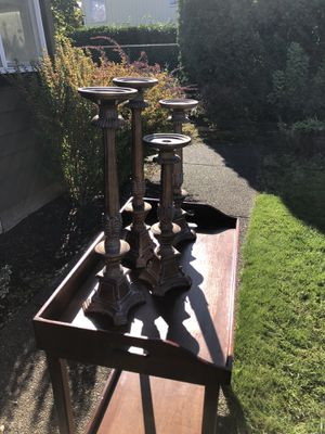 Candle holders for Sale in Vancouver, WA