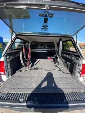 2012 Nissan Titan ARE Camper Shell/Bed Cap