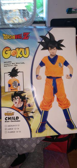 Dragon ball z costume for Sale in El Cajon, CA