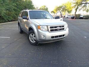 SUV! 2012 FORD ESCAPE!! HAS EMISSIONS SIMILAR TO CRV RAV4 MURANO for Sale in Phoenix, AZ