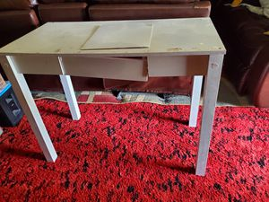 White makeup vanity project for Sale in Fairview, TX