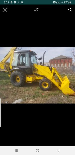 Case 580k backhoe with extend a hoe heated 4x4 like new for Sale in Philadelphia, PA