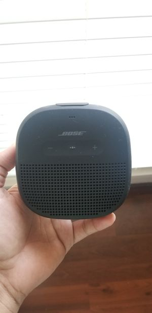 Bose Soundlink speaker for Sale in Philadelphia, PA