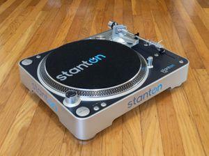 Stanton T.80 Direct Drive DJ Turntable for Sale in Berkeley, CA