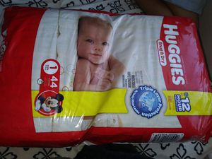 Huggies size 1, for Sale in Las Vegas, NV