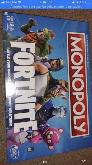 Fortnite Board Game for Sale in Orlando, FL