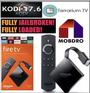 Amazon Fire TV for Sale in Bowie, MD