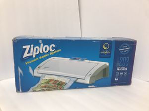 Ziploc vacuum sealer system for Sale in Las Vegas, NV