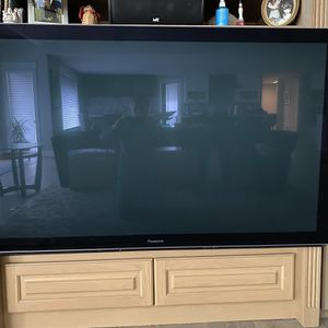 "Panasonic Viera 65"" Plasma HDTV for Sale in Edmonds, WA"