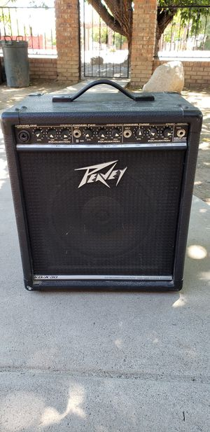 PEAVEY KB/A 30 KEYBOARD / ACOUSTIC GUITAR AMPLIFIER - WORKS for Sale in Albuquerque, NM