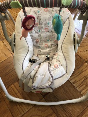 Baby Swing for Sale in Bethesda, MD