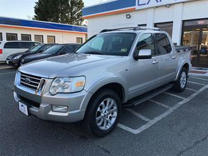 2007 FORD EXPLORER SPORT TRAC Limited for Sale in Gaithersburg, MD
