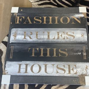 Fashion rules this House by Oliver Gal for Sale in Fort Myers, FL