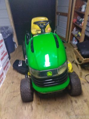 I have a John Deere L100 5-speed for Sale in Covington, GA