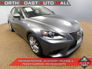 2016 Lexus IS 300 for Sale in Bedford, OH