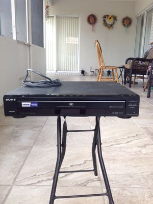 Movies and Sony CD player for Sale in Hollywood, FL