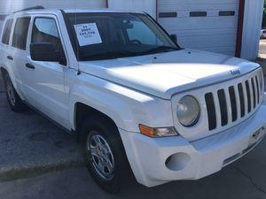 2007 Jeep Patriot 3950 1800 down no credit check no drivers license needed no paystubbs needed for Sale in San Antonio, TX