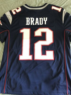 NFL patriots jersey for Sale in Lakeside, CA