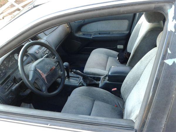 95' Nissan maxima