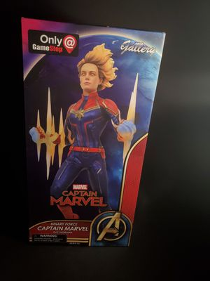 Captain Marvel Binary Power Statue for Sale in Corona, CA