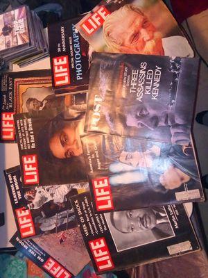 Old life magazine for Sale in Tiverton, RI