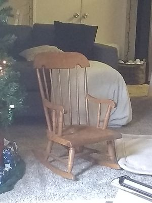 Baby/kid rocking chair for Sale in Costa Mesa, CA