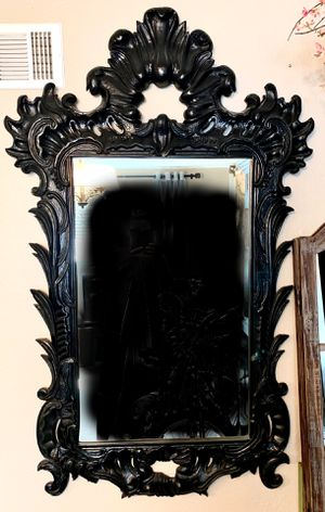 Giant Gothic Vintage Antique Mirror $300 for Sale in Huntington Beach, CA