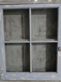 Handmade Antique Window Cabinet for Sale in Gainesville,  GA