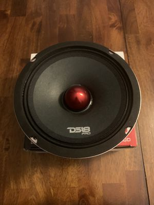 DS18 6.5 speakers pro audio for Sale in Orlando, FL