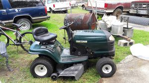 Riding lawn mower for Sale in Dallas, TX