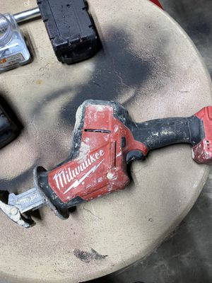 Milwaukee hacksaw for Sale in Mesquite, TX